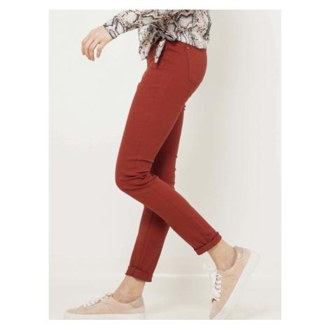 CAMAIEU Jeans Red