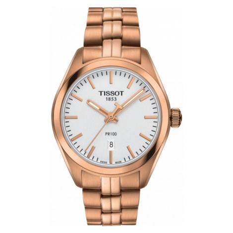 Ladies Tissot PR100 Watch T1012102203101