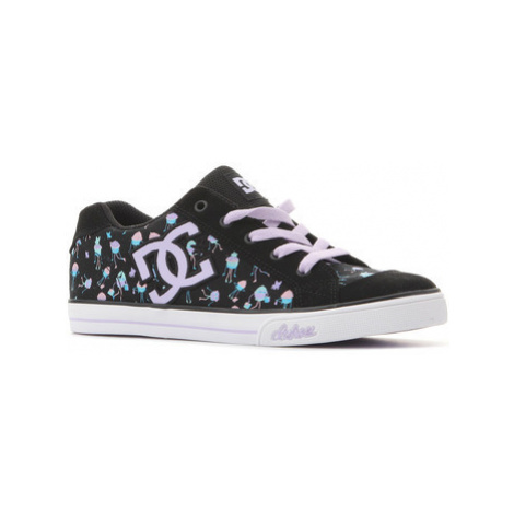 DC Shoes DC Chelsea Graffic ADGS300005 BL3 women's Shoes (Trainers) in Multicolour