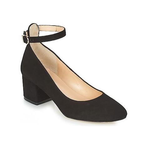 Jonak VESPA women's Court Shoes in Black