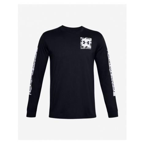 Under Armour Box Logo Sketch T-shirt Black