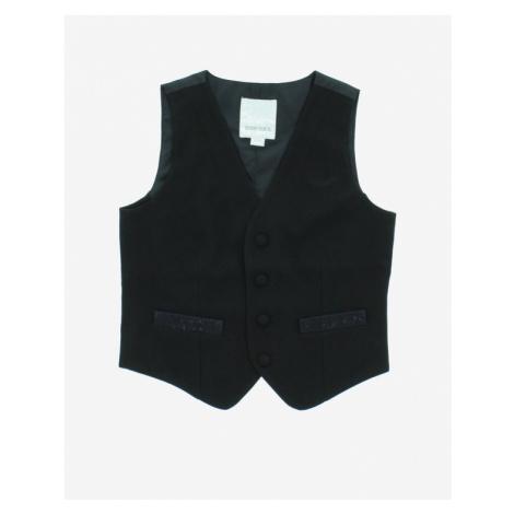 Diesel Kids Vest Black