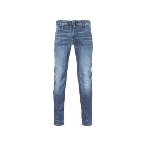 G-Star Raw D-STAQ 5-PKT SLIM men's Skinny Jeans in Blue