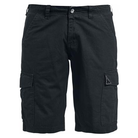 Black Premium by EMP - Army Vintage Shorts - Shorts - black