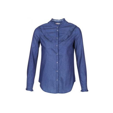 Yurban HADON women's Shirt in Blue