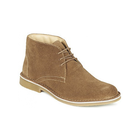 Hush puppies LORD men's Mid Boots in Brown