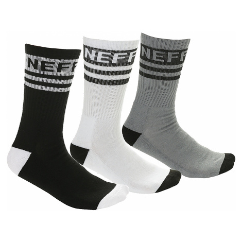 socks Neff Daily 3 Pack - Assorted