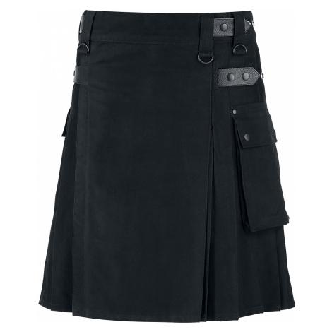 Black Premium by EMP - Kilt - Kilt - black