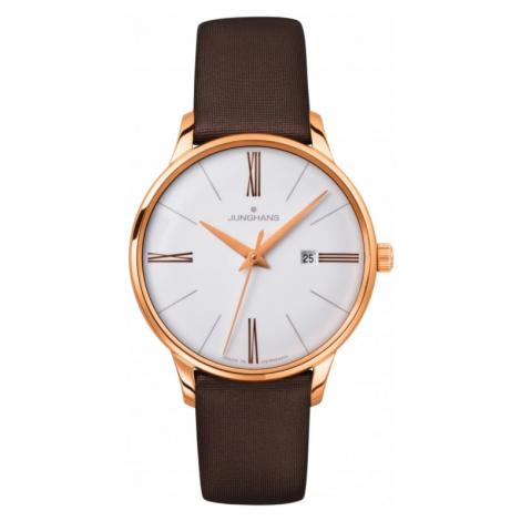 Mens Junghans Meister Damen Watch 047/7571.00
