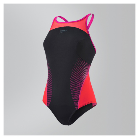 Speedo Fit Splice Xback Swimsuit
