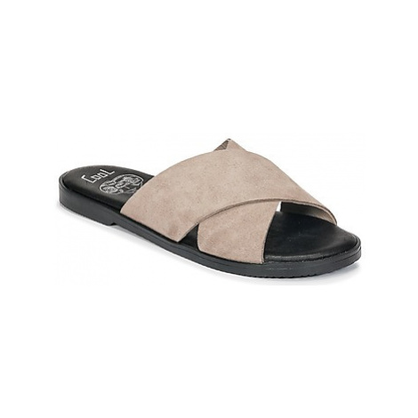 Coolway ANDREA women's Mules / Casual Shoes in Grey