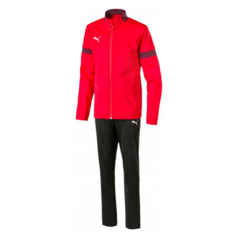 Puma ftblPLAY Tracksuit Jr red - Tracksuit