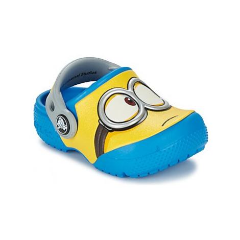 Crocs Crocs Funlab Despicalbe me 3 girls's Children's Clogs (Shoes) in Blue