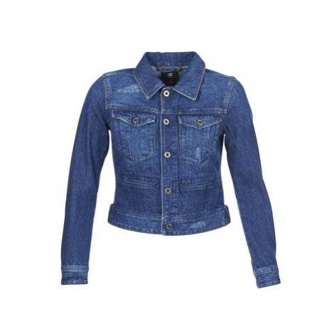G-Star Raw D-STAQ DC DNM women's Denim jacket in Blue