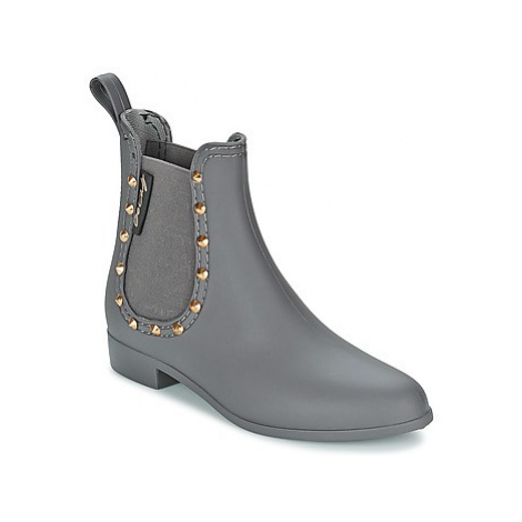 Be Only ANGY women's Wellington Boots in Grey