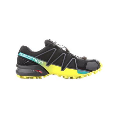 Salomon Mens Speedcross 4 392398 men's Shoes (Trainers) in Black