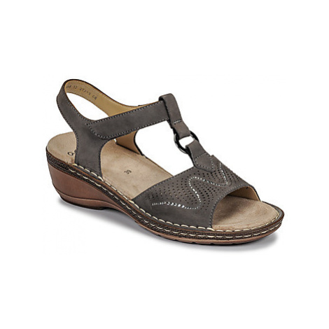 Ara KEY-WE women's Sandals in Grey