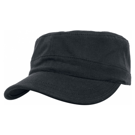 Flexfit - Adjustable Top Gun Ripstop - Army cap - black
