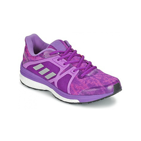 Adidas SUPERNOVA SEQUENCE women's Running Trainers in Purple