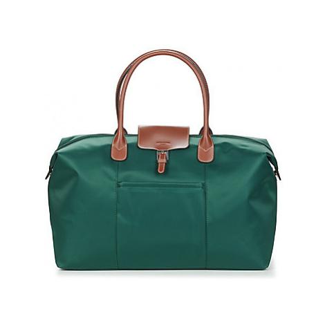 Hexagona - men's Travel bag in Green