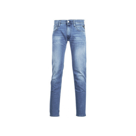 Replay ANBASS men's Skinny Jeans in Blue