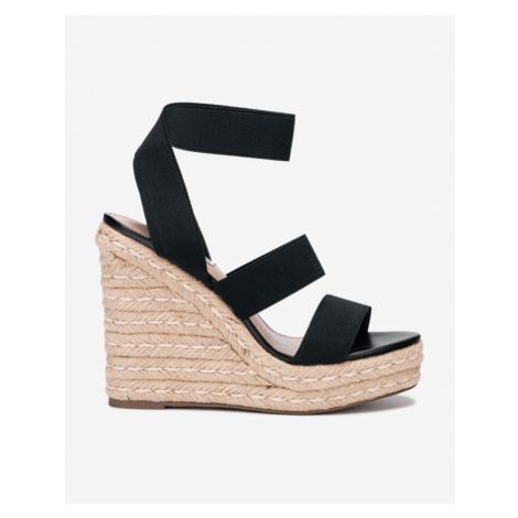 Steve Madden Shimmy Wedge shoes Black