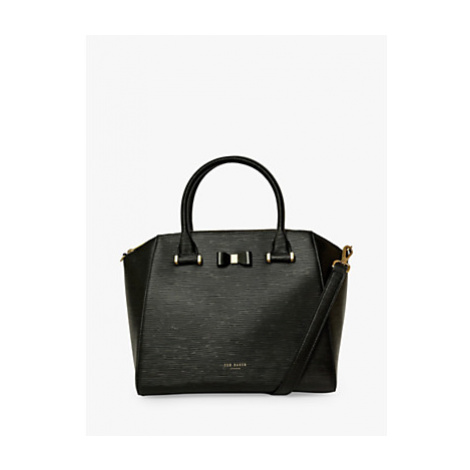 Ted Baker Daryyl Bow Leather Tote Bag