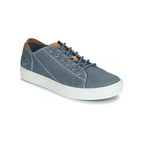 Timberland ADV2.0 CUP L/F OXFORD men's Shoes (Trainers) in Blue