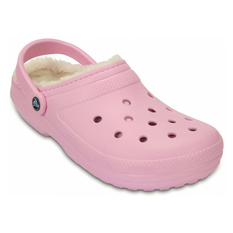 shoes Crocs Winter Clog - Carnation/Oatmeal