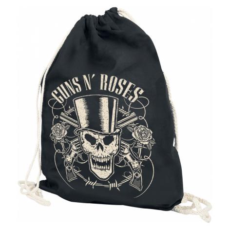 Guns N' Roses - Skull And Pistols - Gym Bag - black