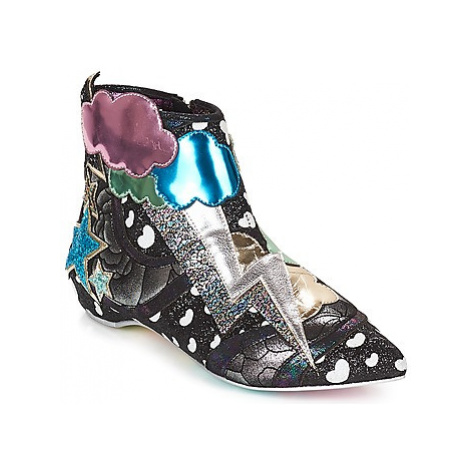 Irregular Choice Electric boots women's Mid Boots in Black