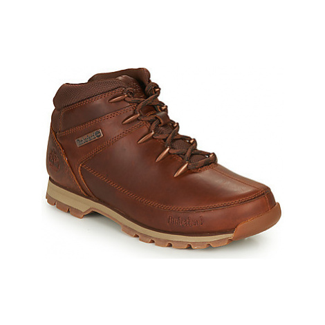 Timberland EURO SPRINT HIKER men's Mid Boots in Brown