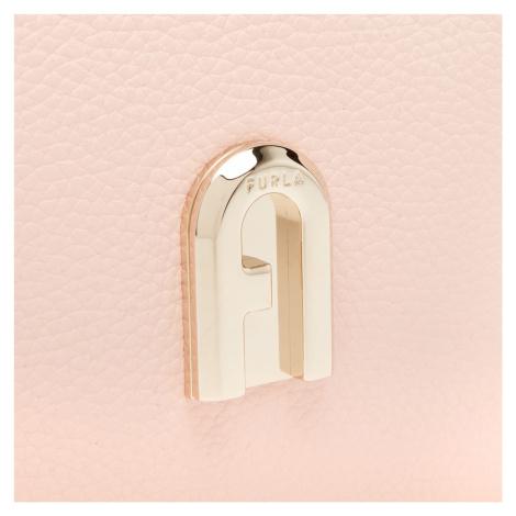 Furla Women's Sleek Mini Camera Cross Body Bag - Candy Rose