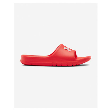 Under Armour Core PTH Slippers Red