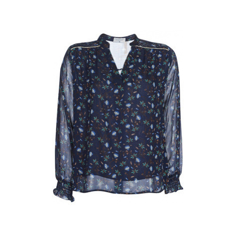 Casual Attitude KEYTE women's Blouse in Blue