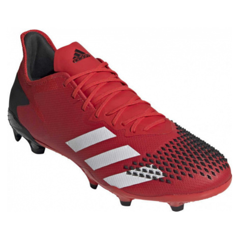 adidas PREDATOR 20.2 FG red - Men's football shoes