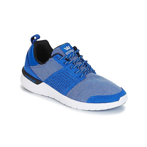 Supra SCISSOR men's Shoes (Trainers) in Blue