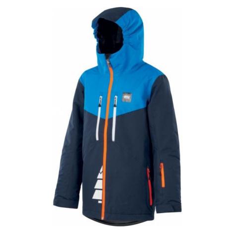 Picture MOVIE dark blue - Children's winter jacket