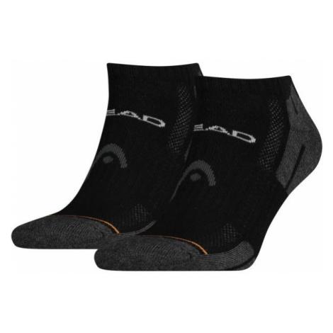 Head PERFORMANCE SNEAKER 2P black - Socks
