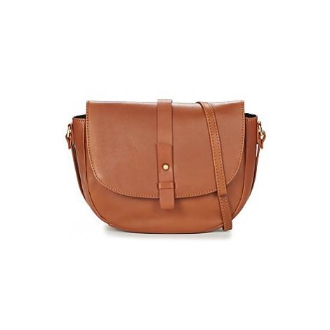 Betty London LUISA women's Shoulder Bag in Brown
