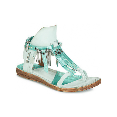 Airstep / A.S.98 RAMOS women's Sandals in Green