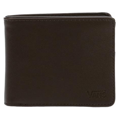 wallet Vans Drop V Bifold - Dark Brown