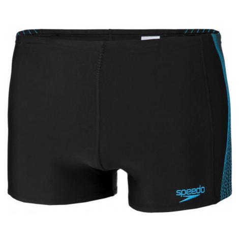 Speedo TECH PANEL AQUASHORT black - Men's swim trunks
