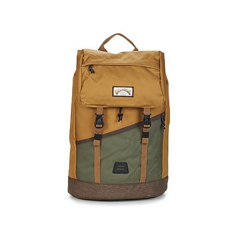 Brown men's sports backpacks