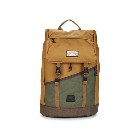 Billabong TRACK PACK men's Backpack in Brown