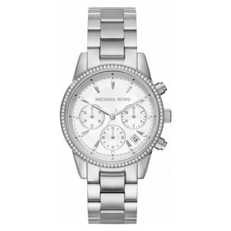 Ladies Michael Kors RITZ Chronograph Watch MK6428