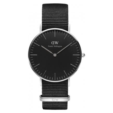 Unisex Daniel Wellington Classic Black Cornwall Watch 36mm Watch DW00100151