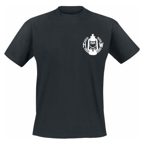 Homeward Clothing - Mountains - T-Shirt - black