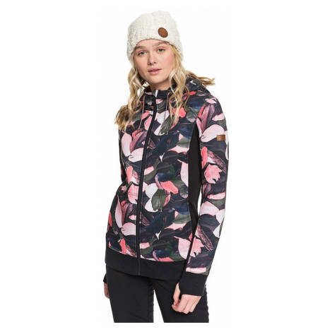 jacket Roxy Frost Printed - MJL1/Living Coral Plumes - women´s