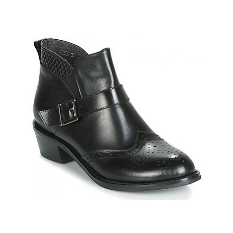 Kdopa INNA women's Mid Boots in Black